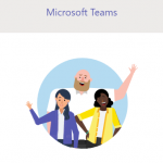 Microsoft Teams Startup Screen