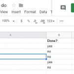 How to share Google Sheets as PDF, CSV, and other formats