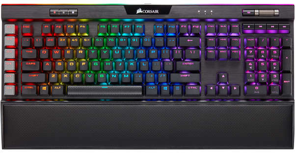 mechanical keyboards vs regular membrane keyboards corsair featured image