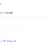 Google Calendar People Calendar is Shared With