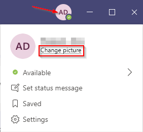 Change Profile in Microsoft Teams Picture Featured Image