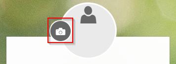 Microsoft Delve Upload a New Photo