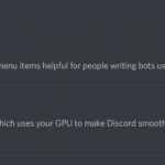 Discord Disable Hardware Acceleration
