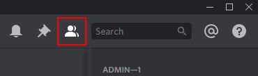 Discord Desktop App Users Icon