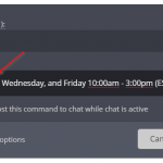 Moobot Custom Command Response Text