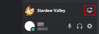 Discord Stream Game Icon