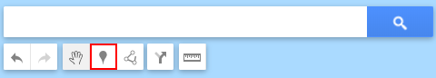 Google My Maps Add Marker Button