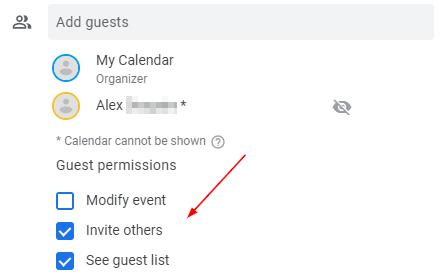 Google Calendar Guest Permissions Expanded