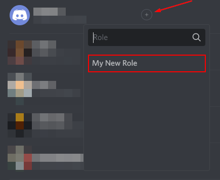 Discord Add Server Member to Role