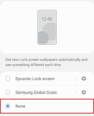 How to Turn off Dynamic Lock Screen on Samsung Galaxy S21 Featured Image