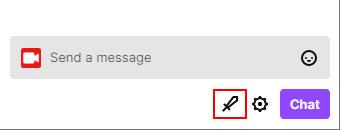 Twitch Sword Icon Below Chat Box